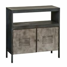 Metal Contemporary 60cm-80cm Height Cabinets & Cupboards
