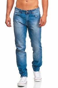MADDU Herren Blue Jeans Hose Style Denim Jeans Blau 203 NEU