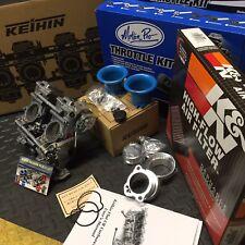 Motion pro Acelerador Cables Divididos Keihin Fcr Kit Ducati Monster 750 900