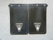 ROVER P5 / P5B Rear Mudflap kit  New Genuine. Part no 380728.  THE LAST PAIR