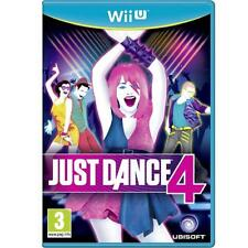 Just Dance 4 (Nintendo Wii U) - MINT - 1st Class FAST & Free Delivery