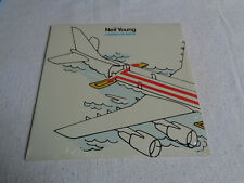 """Neil Young - Landing on Water - Geffen 12"""" Vinyl LP - 1986 - NM-"""