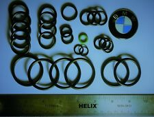 BMW Cooling System O-Ring Kit X5 3.0si E70 N52N Radiator Coolant Hose Sensor Set
