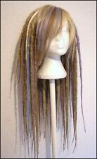 CUSTOM dread full length wig - long synthetic dreadlock wig - Made to order