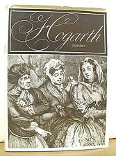 Hogarth - Gravures Oeuvre Complet by Joseph Burke & Colin Caldwell 1968 HB/DJ