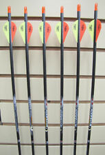 Easton Aftermath 500 Arrows - Blazer Vanes- 6 pack- Cut to length FREE!