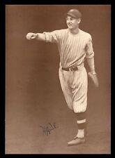 HAROLD MUDDY RUEL SIGNED PHOTO PSA/DNA WASHINGTON SENATORS 1924 WS CHAMPIONS