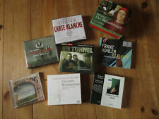 Hörbuch - Paket : 8 x Spannung / Klassiker / insges. 36 CDs