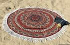 Star Mandala Round Indian Hippie Beach Throw Wall Hanging Yoga Mat Boho Tapestry