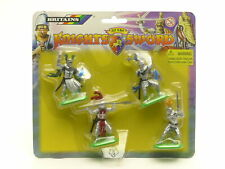 Britains Knights Of The Sword Knights With Weapons 4 Pieces