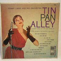 Tommy Lakes And His Orchestra – Tin Pan Alley: Promenade 1957 Vinyl LP (Jazz)