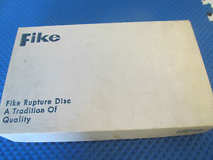 "NIB Fike Rupture Disc P BT 4"" 52.70 PSIG Free Shipping"