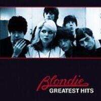"""BLONDIE """"GREATEST HITS"""" CD NEUWARE"""