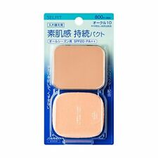 "Japan Shiseido SELFIT Natural Finish Foundation SPF20 PA++ ""Ochre 10"" Refill"