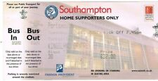 Ticket - Southampton v Portsmouth 02.12.03 League Cup