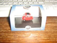OXFORD DIE-CAST - BMW ISETTA in SIGNAL RED - (THE BUBBLE CAR) - 00 gauge /1:76