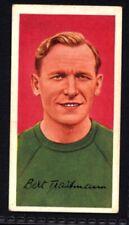 Barratt Famous Footballers A8 (G/F) (1960) Bert Trautmann (Man City) No. 38