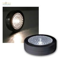Klick Luces Juego de 3 Touch LED SIN Batería luz encimera autoadhesiva BLACK