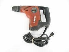 Hilti Te 7c Electric Rotary Chipping Hammer Drill Sds Plus 120v