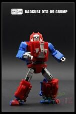 BadCube OTS-09 Grump Transformers TOY G1 Transmission Action figure New instock