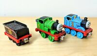 Thomas The Tank Engine & Percy & 1 Coal Carriage Learning Curve Die Cast 2002