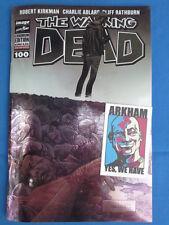 The Walking Dead nr. 100 Chromium Edition  Kirkman Salda Press Zombie