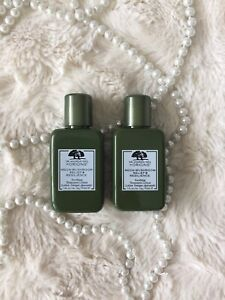 (2) NEW Origins Mega Mushroom Relief & Resilience Soothing Treatment Lotion 1 oz