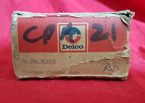 NOS Delco Carburetor  VACUUM BREAK 7025091 CP109
