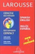 Larousse Diccionario Compact Espanol: Spanish-English
