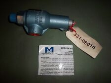 "Mercer Safety  Pressure Relief POP Valve 3/4"" NPT 400 PSI NEW"