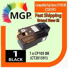 1x Black Toner for Fuji Xerox DocuPrint CP105b CP205 CP205W CM205 CM205b CM205FW