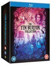 Tim Burton Collection BLU-RAY- REGION FREE *NEW & SEALED*
