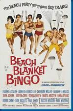 Beach Blanket Bingo Movie poster 24x36