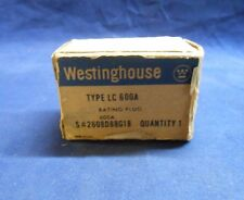 WESTINGHOUSE LC 600 Rating Plug 600Amp 2608d88g18 - New In Box