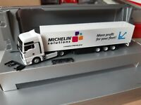 MAN TGX     Michelin  solutions   a company of Michelin Group     Exclusiv Serie
