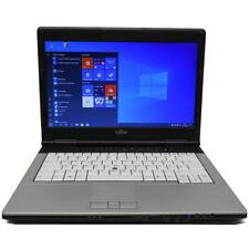 "Fujitsu Lifebook S781 14"" 1366x768 Display i5-2520M CPU 4GB RAM 250GB HDD B-WARE"