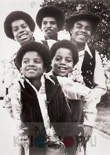 Poster A3 Jackson Five Michael Jackson 02