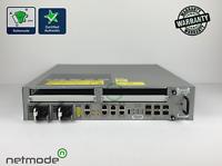 Cisco ASR-9001 ASR 9001 Router w/ 4x 10 GE Dual A9K-750W-AC AC Power FAN Rails