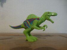 JURASSIC DINOSAUR PARK WORLD SPINOSAURUS - Green not Blue a - fits lego