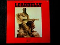 ORIGINAL SOUNDTRACK LEADBELLY VINYL LP 1976 ABC RECORDS FRED KARLIN EX nice copy