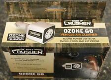 NEW Scent Crusher Vehicle Ozone GO Generator DC Power Odor Eliminator 59902