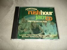 Jameson Irish Whiskey Rush Hour Jam CD today's Top irish Rock Bands Cranberries