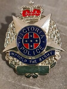Victoria Police Badge - OBSELETE - Constable T Bear