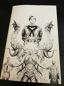 DUNE HOUSE ATREIDES #1 1:25 VARIANT LEE PEN & INKS SKETCHED INCENTIVE NM