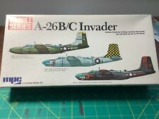 1/72 MPC Profile Series A-26 B/C Invader. Complete