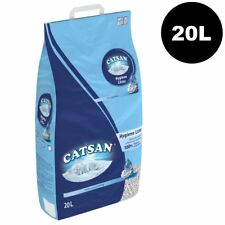 Catsan Hygiene Cat Litter 20 Litres With Odour Protection 20L