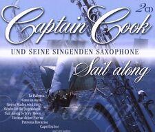"CAPTAIN COOK ""SAIL ALONG"" 2 CD NEUWARE"