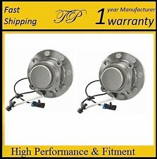 Front Wheel Hub Bearing Assembly for GMC Sierra 2500 HD (2WD) 2001 - 2007 (PAIR)