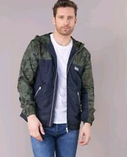 Jack & Jones Originals Lightweight Jorself Jacket camo Rain Coat LARGE