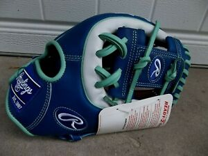 "NWT Rawlings R2G Heart of the Hide 11.5"" Infield Baseball Glove: PROR314-2RW."